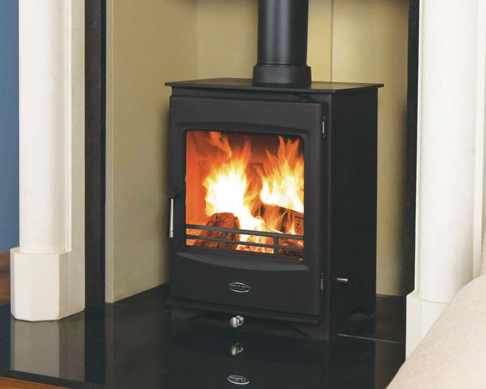 Henley Lincoln 5kW Multifuel Stove - Stoves World Ltd