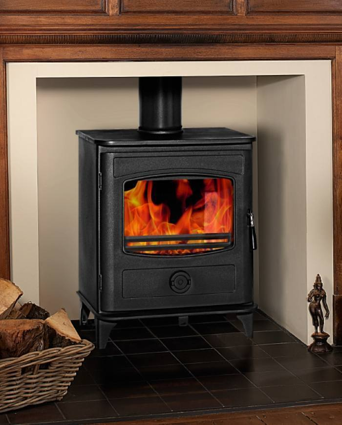 Hi Flame Graphite 10 - Stoves World Ltd