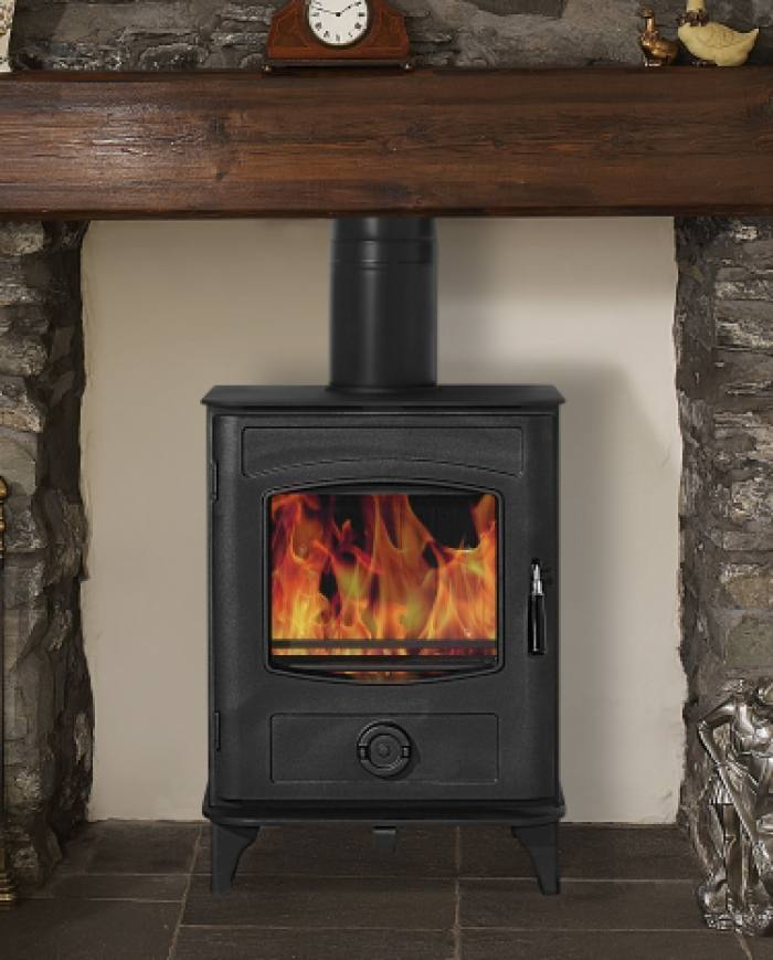 Hi Flame Graphite 8 - Stoves World Ltd