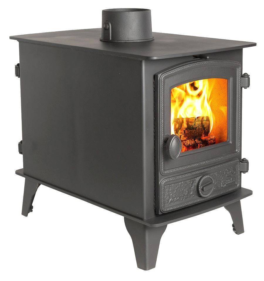 Hunter Hawk 4 Double sided Double depth - Stoves World Ltd