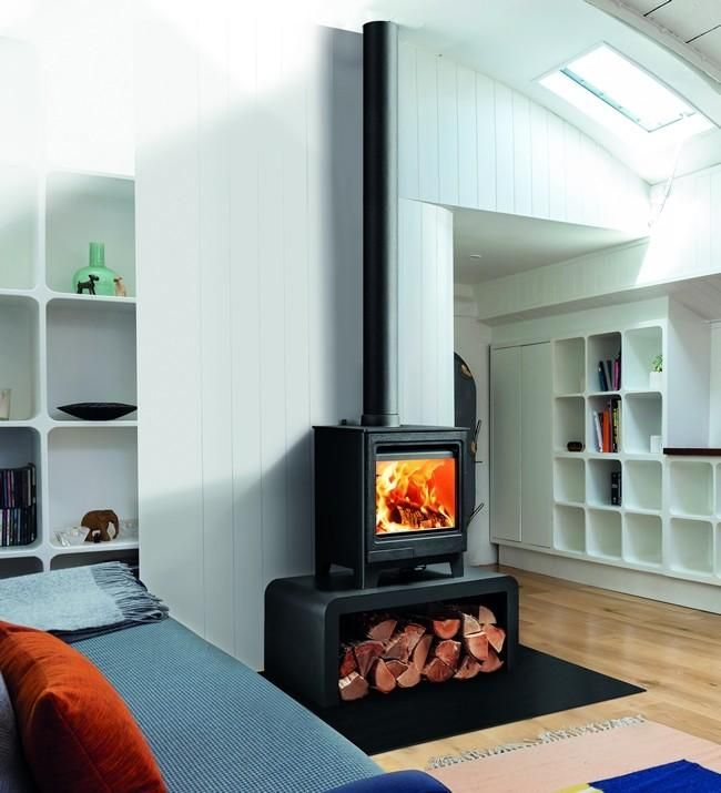 Hunter Herald Allure 04 Ecodesign Wood Stove - Stoves World Ltd