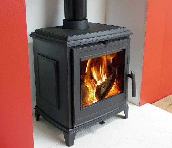 Invicta Sedan S Anthracite Stove RRP£900 - Stoves World Ltd