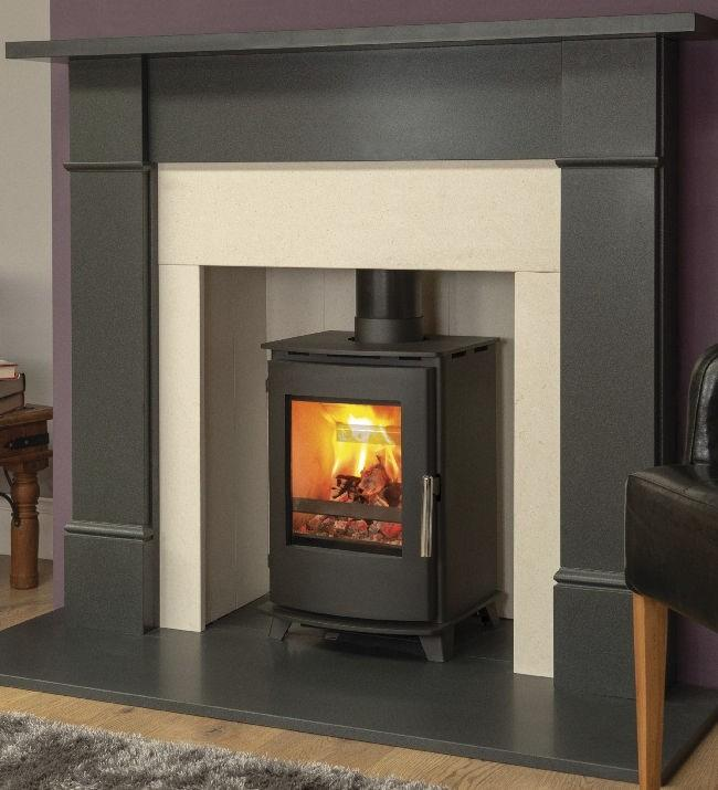 Newbourne 35FS Direct Air Eco Design Stove - Stoves World Ltd