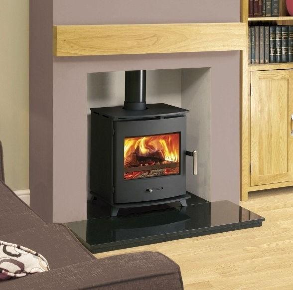 Newbourne 40FS Ecodesign Multifuel Stove - Stoves World Ltd