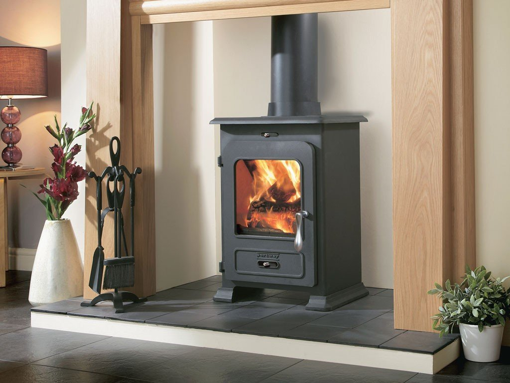 Portway 1 Traditional Multifuel Stove - Stoves World Ltd
