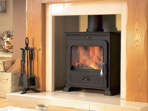 Portway 2 Double-Sided Multifuel Stove - Stoves World Ltd