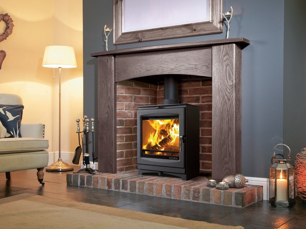 Portway Luxima Multifuel Stove - Stoves World Ltd