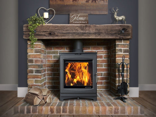 Portway Luxima Wood Stove - Stoves World Ltd