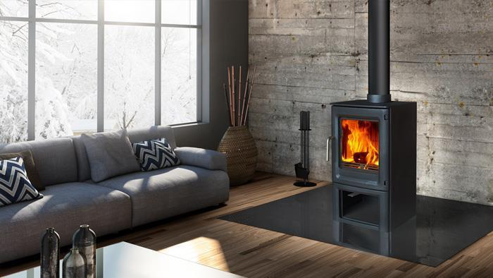 R5 LS Eco Design Stove - Stoves World Ltd