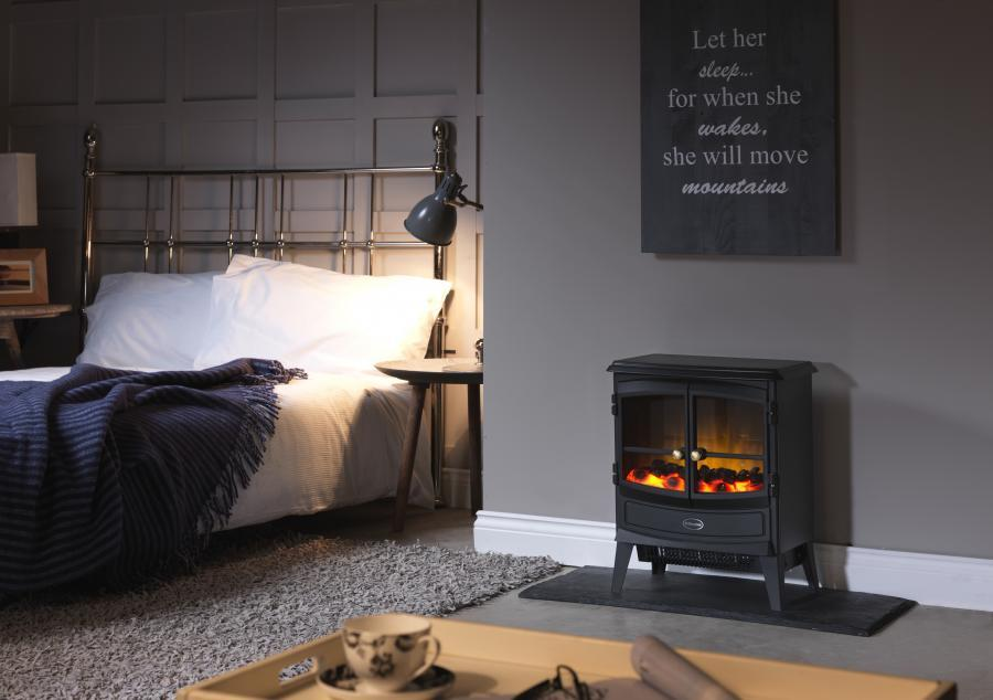 Springborne Optiflame Electric Stove - Stoves World Ltd