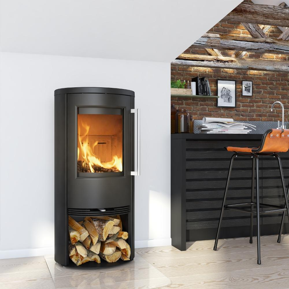 Termatech TT21R Black - Stoves World Ltd