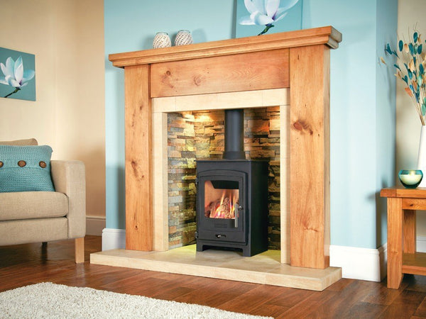 The Portway I Balanced Flue Gas stove - Stoves World Ltd