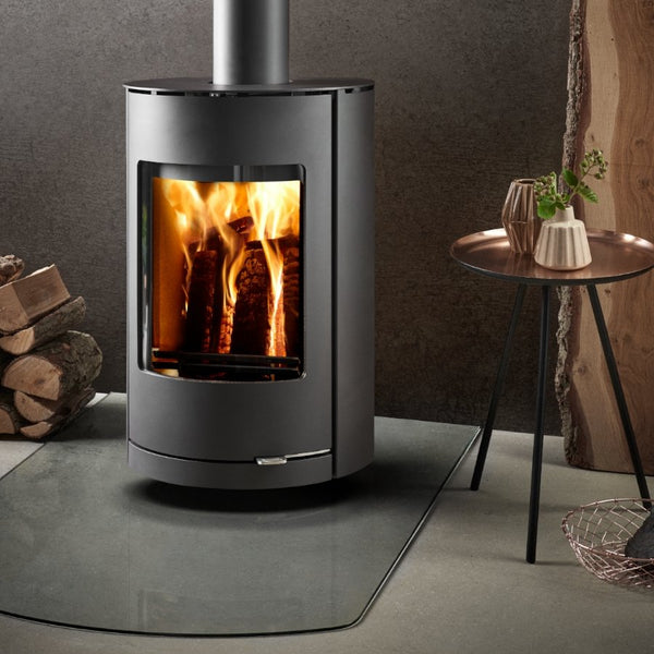 Uniq 36 Compact woodburning stove - Stoves World Ltd