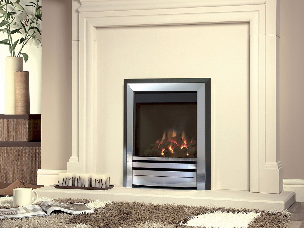 Verine Elypse Balanced Flue Gas Fire - Stoves World Ltd