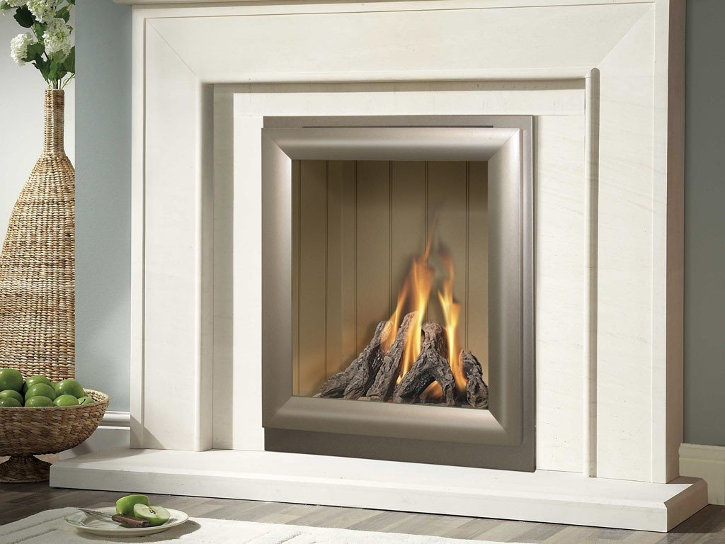 Verine Meridian HE Balanced Flue Gas Fire - Stoves World Ltd