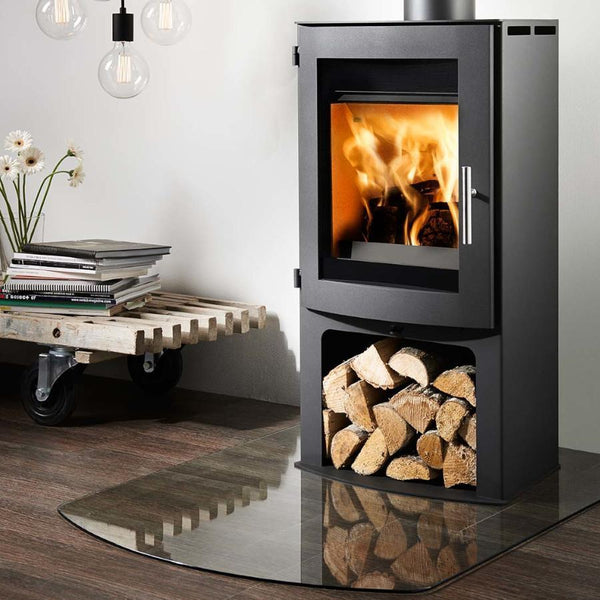 Westfire Uniq 18 Woodburning Stove - RRP £1349 Now Only £999.99 - Stoves World Ltd
