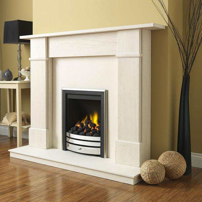Wildfire The Ellipsis Hearth Mounted Gas Fire - Showroom Only - Call us for a Price - Stoves World Ltd