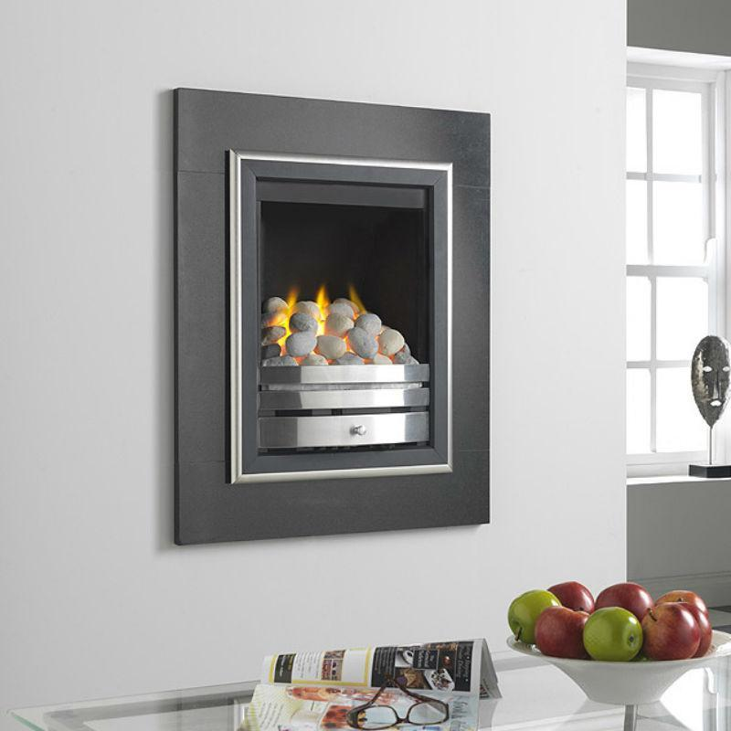 Wildfire The Ellipsis Wall Mounted Gas Fire - Showroom Only - Call us for a Price - Stoves World Ltd