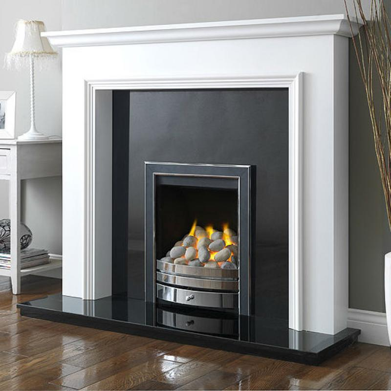 Wildfire The Montese Hearth Mounted Gas fire - Showroom Only - Call us for a Price - Stoves World Ltd