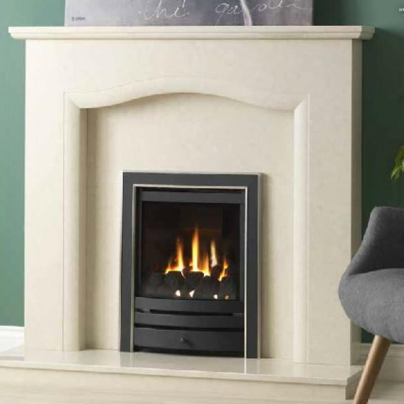 Wildfire Thermes balanced flue Gas fire - Showroom Only - Call us for a Price - Stoves World Ltd