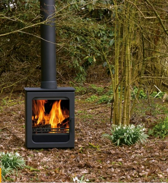 Woodpecker WP5 - £599 - ( Out of Stock till End of Oct ) - Stoves World Ltd