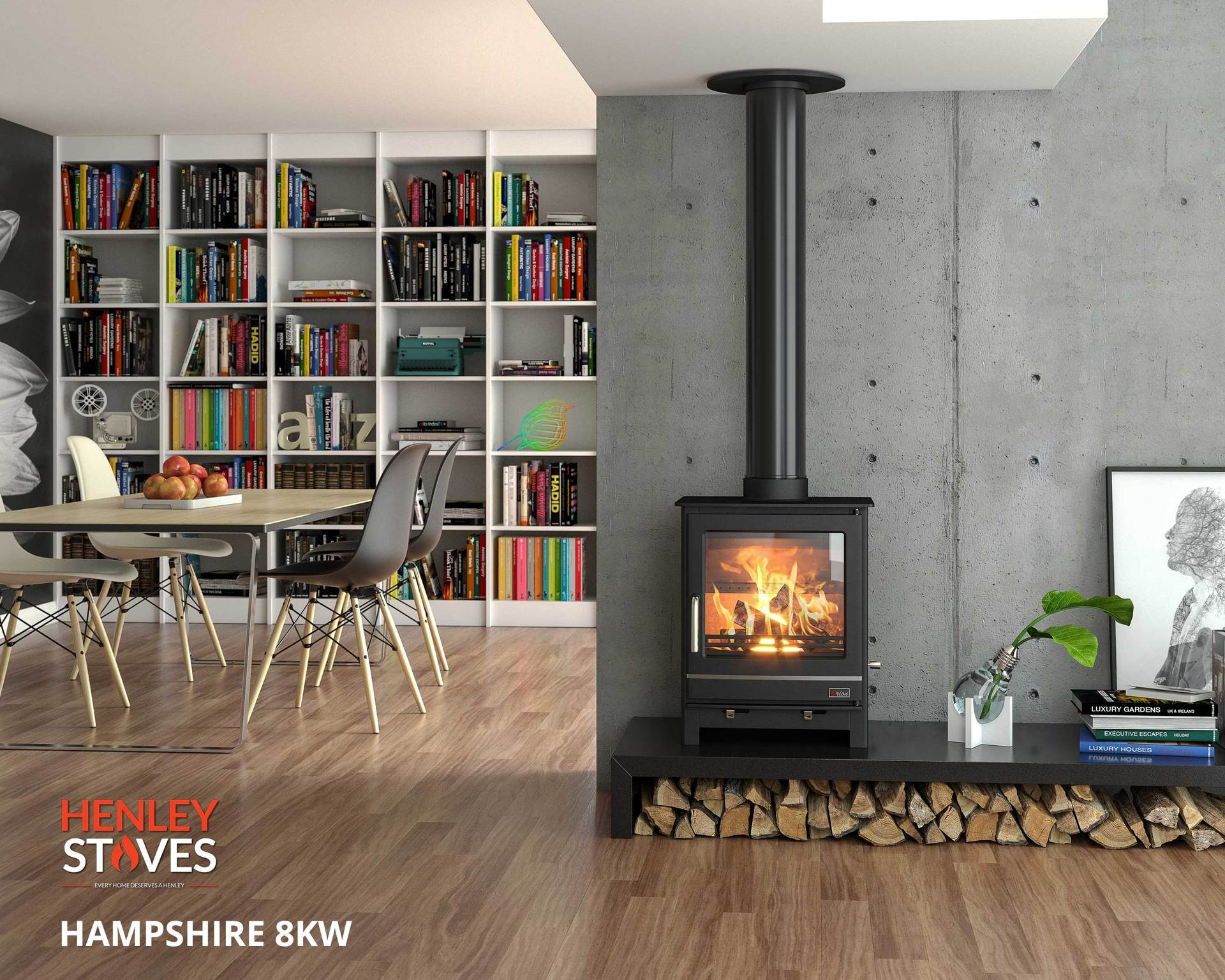 Woodburning Stoves And Multifuel In Cardiff