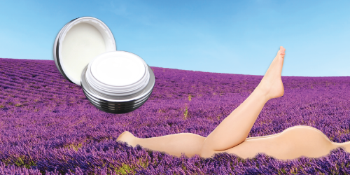 My Shiney Hiney Lightening Cream in  Lavender Field