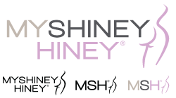 My Shiney Hiney Logos
