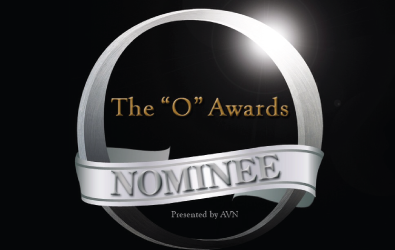 "My Shiney Hiney 2016 ""O"" Award Nominee"