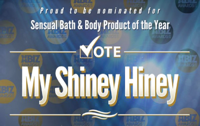 My Shiney Hiney Nominated For Bath & Body Product of the Year 2016