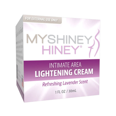 My Shiney Hiney Lightening Cream with Pump Jar