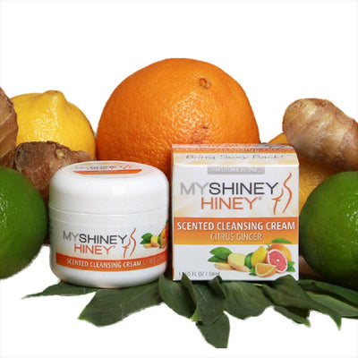 Cleansing Cream - My Shiney Hiney Citrus Ginger Cleansing Cream