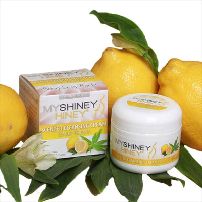 Cleansing Cream - My Shiney Hiney Lemon Verbena Cleansing Creams