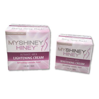 Whitening Cream - My Shiney Hiney Lightening Creams
