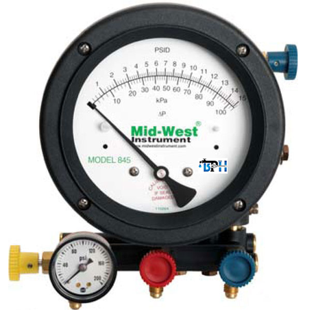 Mid-West 845-5 Test Gauge