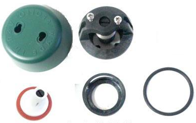 "Conbraco/Apollo PVB4A 1"" Float and Bonnet Complete Kit, Top Half of  PVB, 4A-005-07"