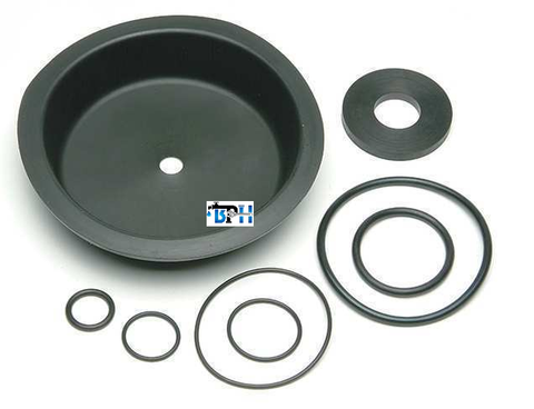 "Wilkins:  2 1/2 to 6"" Relief Valve Rubber Kit 975 RV RT, RK212-975R"
