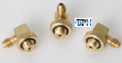 "Swivel Test Fittings set of 3 1/4"", 110705, For Testing 1/2"" through 2"" Backflow Preventers"