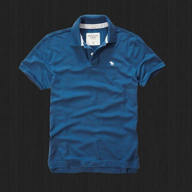Camisa Polo Abercrombie Fitch Masculina