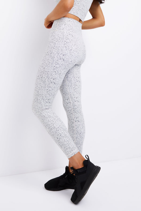 Speckle 7/8 Legging