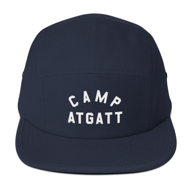 CAMPER CAP (FIVE PANEL)