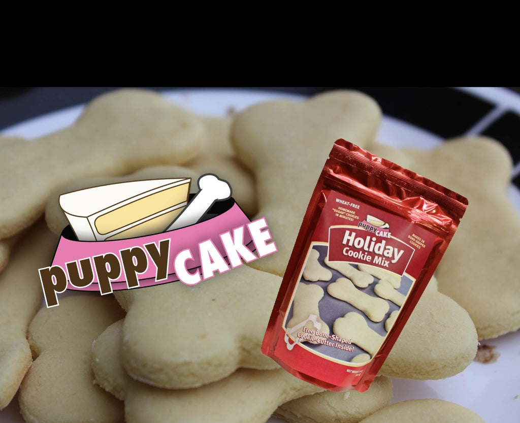 Dog Treat - Doggie Holiday Cookie Mix
