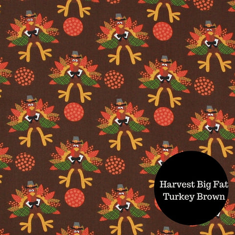 Bandana - Customizable Thanksgiving & Harvest - Three Humans & A Dog Company  - 5
