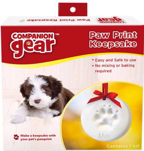 Accessories - Paw Print Keep Sake