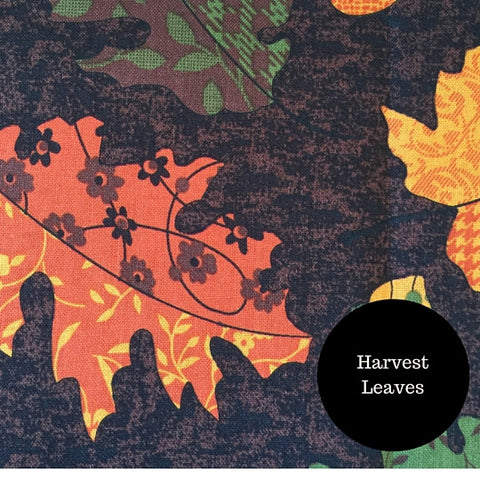 Bandana - Customizable Thanksgiving & Harvest - Three Humans & A Dog Company  - 10