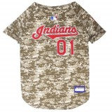 MLB  - Cleveland Indians Camo Jersey