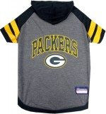 NFL - Green Bay Packers Hoody Dog Tee