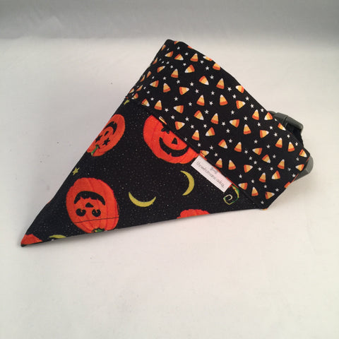 Bandana - Designed with Punkins on Black