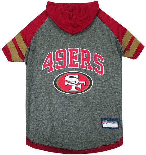 NFL - San Francisco 49ers Hoody Dog Tee