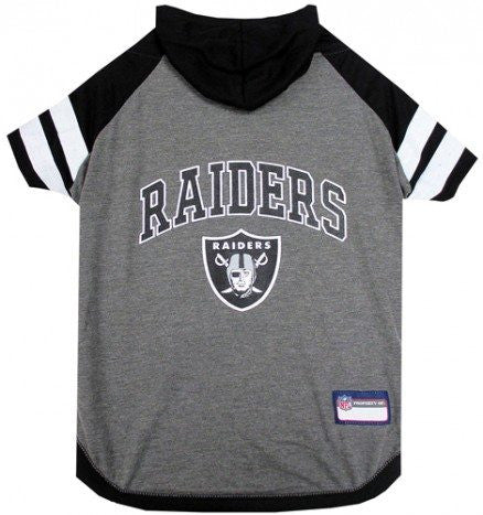 MLB - Oakland Raiders Dog Hoody Tee